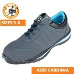 Cardinal Ladies Safety Trainer (Sizes 3 - 8)