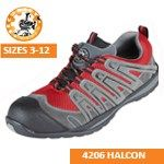 Halcon Metal Free Safety Trainer (Sizes 3 - 12)